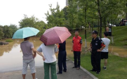 【党建领航 三社联动】博弘社会工作服务中心参加抗洪志愿活动