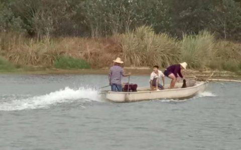 """""""不忘初心、牢记使命""""社会组织在行动(三)打击非法捕捞"""