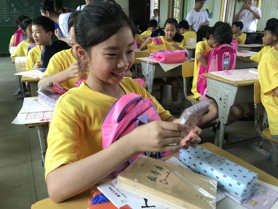 爱的陪伴:邀请您和我们一起完成醴陵军山小学留守儿童的微心愿