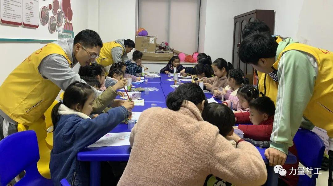云龙示范区儿童服务项目扬帆起航